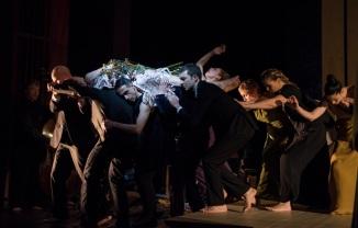 Orfeo by Sasha Waltz/Claudio Monteverdi Photo: Sebastian Bolesch