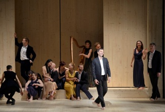 Orfeo by Sasha Waltz/Claudio Monteverdi Photo: Monika Rittershaus