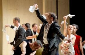 Orfeo by Sasha Waltz/Claudio Monteverdi Photo: Monika Rittershaus